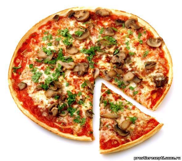 итальянская пицца рецепт жар пицца